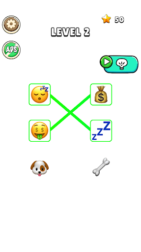 Emoji Connect Puzzle : Matching Game 0.4.1 screenshots 2