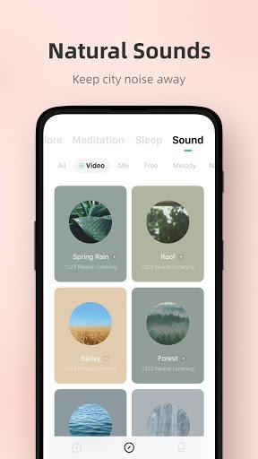 Tide - Sleep Sounds, Focus Timer, Relax Meditate  Screenshots 4