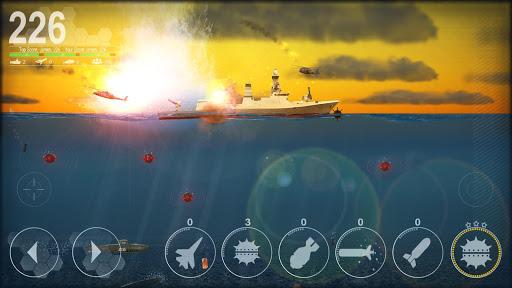 nuke submarine hunter screenshot 1