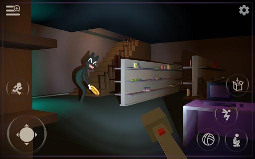 Cartoon Cat Horror Escape  screenshots 2