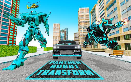 Panther Robot Transform Games screenshots 9