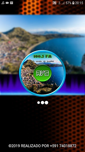 rvs 100.5 fm copacabana screenshot 3