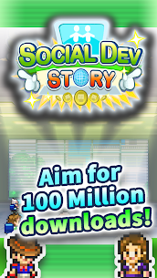 Social Dev Story Mod Apk 2.3.1 (Unlimited Money/Coins/Items) 5