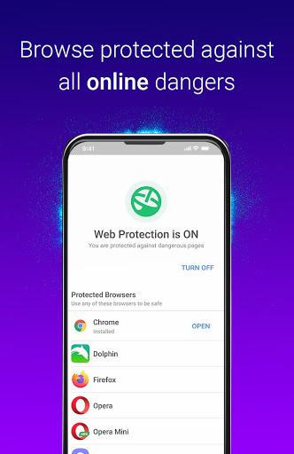 Bitdefender Mobile Security & Antivirus screenshots 3