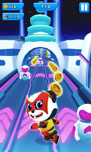 Panda Panda Run: Panda Runner Game apktram screenshots 2
