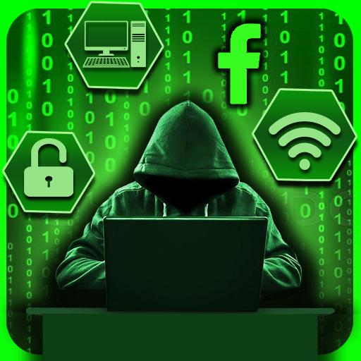 Baixar Hacker App -  Wifi Password Hacker Prank para Android