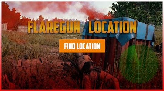 Flare Gun Location and Guide Battleground 1.7