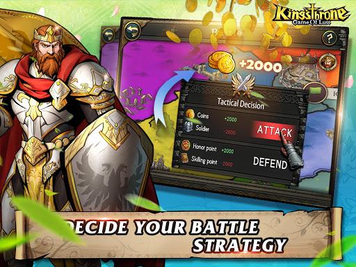 King's Throne: Royal Delights  screenshots 12