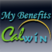 CalWIN Mobile Application  Icon