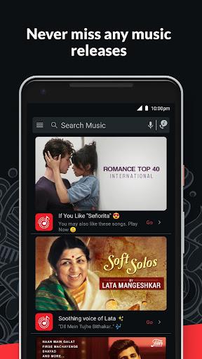 Wynk Music- New MP3 Hindi Songs Download HelloTune 3.11.4.0 screenshots 6