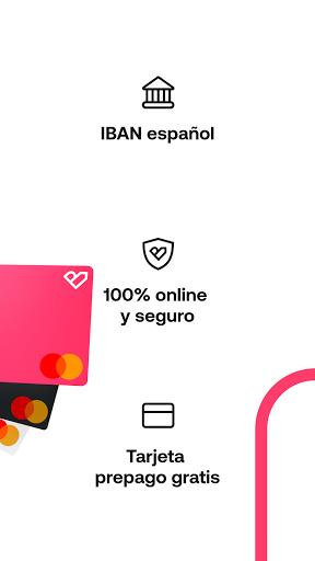 Bnext - La cuenta online sin comisiones ocultas screenshots 2