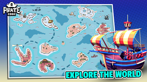 Pirate Code - PVP Battles at Sea 1.2.8 screenshots 17