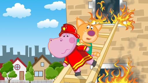 Fireman for kids  screenshots 9