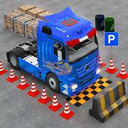 Truck Parking: Real Semi Truck Parking Games