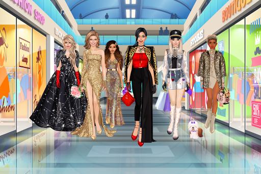 Fashion Diva Dress Up - Fashionista World  screenshots 1