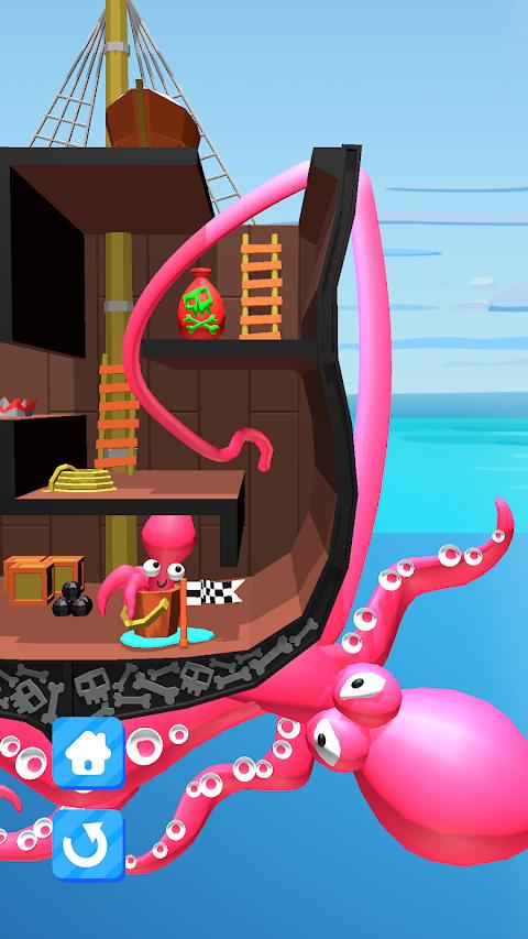 クラーケン - 脱出パズルゲームのおすすめ画像3