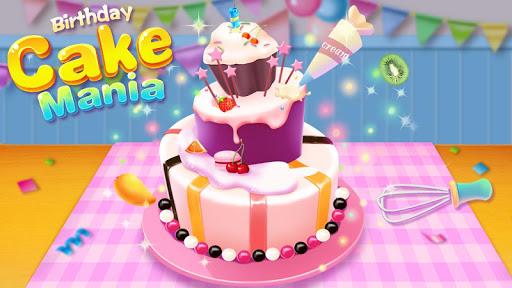 ud83cudf82u2764ufe0fSweet Cake Shop2 - Bake Birthday Cake 3.0.5026 screenshots 1