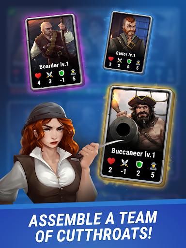 Pirates & Puzzles - PVP Pirate Battles & Match 3 Apkfinish screenshots 9