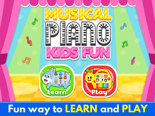 Musical Toy Piano For Kids 1.0.4 screenshots 1