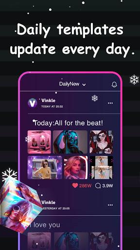Vinkle u2013 Music Video Maker, Magic Effects  Screenshots 2