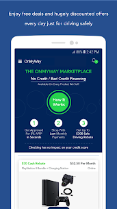 OnMyWay: Drive Safe, Get Paid 4