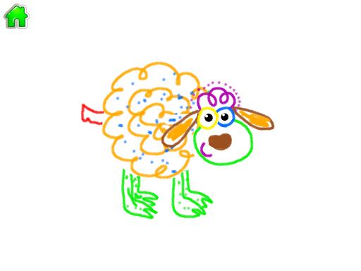 Old Macdonald had a farm ud83dude9c Drawing games for kids  Screenshots 16