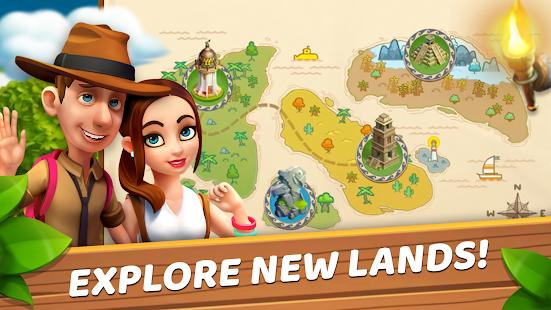 Funky Bay - Farm & Adventure game 42.0.36 Screenshots 5