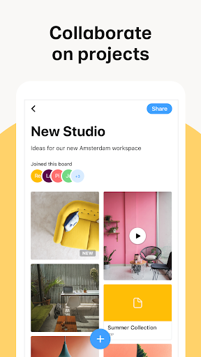 Collect by WeTransfer 5.0.2 Screenshots 4