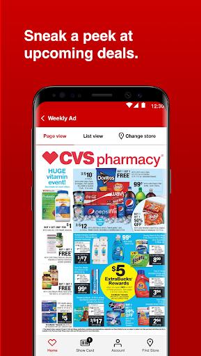 CVS/pharmacy android2mod screenshots 6