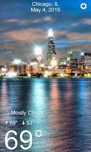 Weather Beautiful 2.4.0 screenshots 1