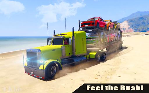 Cargo Car Transport Simulator  screenshots 1