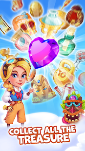 Pirate Treasures - Gems Puzzle 2.0.0.101 Screenshots 22
