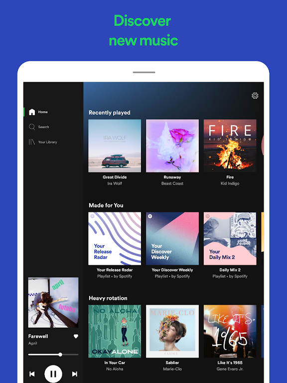 Spotify: Listen to podcasts & find music you love  poster 8