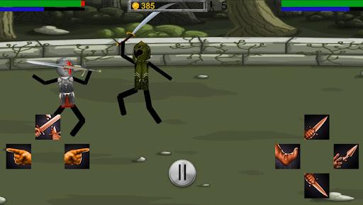 Stickman Sword Duel 4.1 screenshots 3