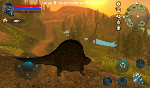 Dimetrodon Simulator screenshots 12