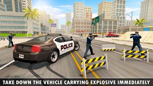 US Police Shooting Crime City  screenshots 5