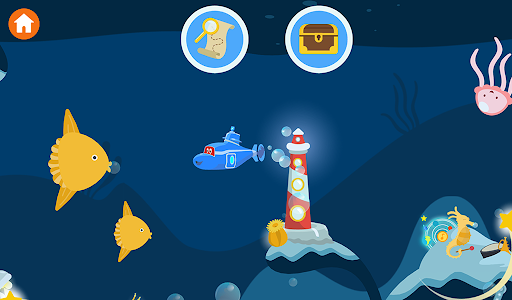 Carl the Submarine: Ocean Exploration for Kids  screenshots 22