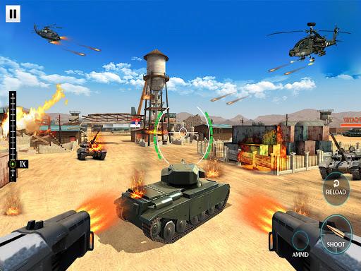 Gunner Free : Fire Battleground Free Firing  screenshots 4