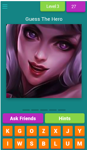 Guess The Mobi Legend Hero 8.4.1z Screenshots 4