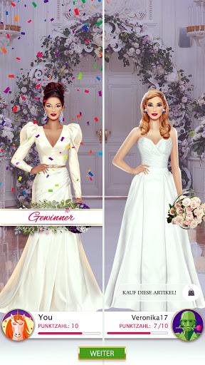 Hochzeitdesigner: Kleiddressup 2.4 screenshots 8