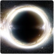 Black Hole 3D Parallax Live Wallpaper