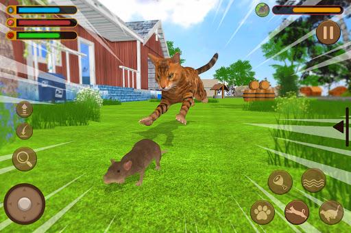 Télécharger Gratuit Cat Family Simulator 2021  APK MOD (Astuce) screenshots 1