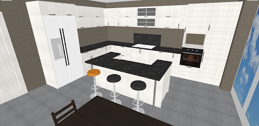 My Kitchen 3d Planner Apps On Google, What App Can I Use To Design My Kitchen
