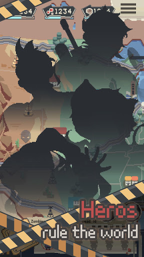 Dont Party: Pixel Z 1.0.89 screenshots 8