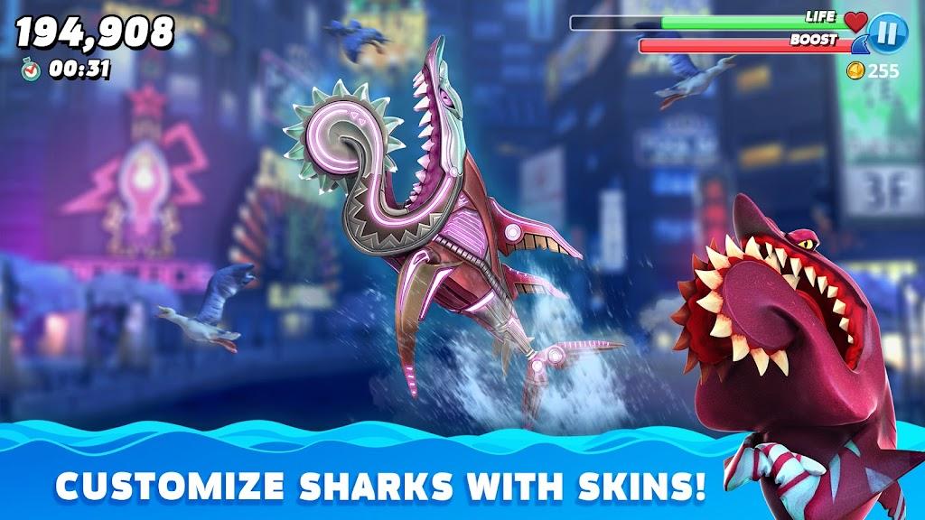 Hungry Shark World poster 4