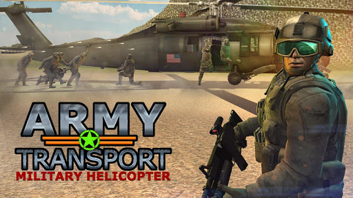 Real Army Helicopter Simulator Transport Games 3.0 screenshots 1