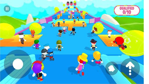 Party Royale: Do not fall - Fun 3D Games  Screenshots 2