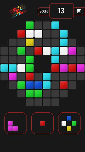 Color Blocks - destroy blocks (Puzzle game) 2.5 screenshots 2