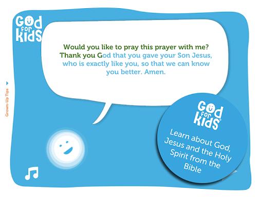God For Kids: Bible Devotional 1.3.11 screenshots 5