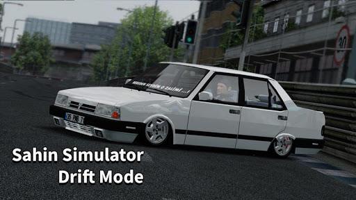 Sahin Drift School Driving Simulator 2021 : Tofas screenshots 4